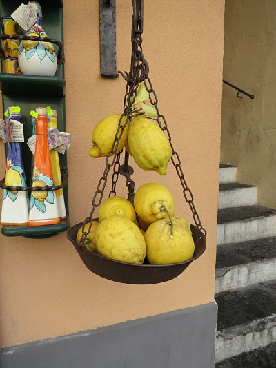 Lemons from Almalfi Coast