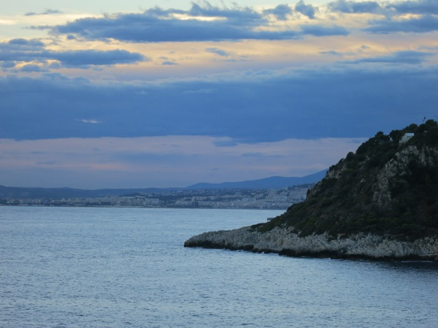 cruise, coast, Italy
