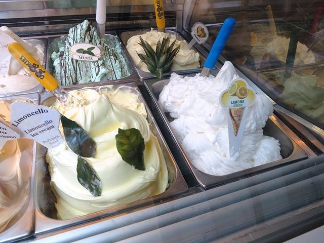 Limoncello Ice Cream